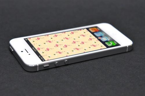 DIY : les flamants roses ou comment rendre son téléphone tropicool