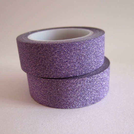masking tape les brillants / violet