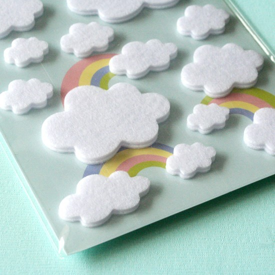 Stickers nuage