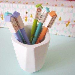 stylos maisonnettes