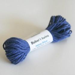 baker's twine uni / bleu