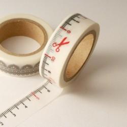 masking tape mètre de couture