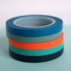 masking tape fin / les marins