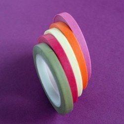 masking tape fin / les pop