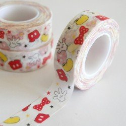 masking tape mickey