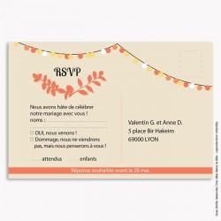 RSVP mariage / guinguette