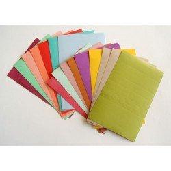 planches de stickers / gommettes masking tape 15 couleurs